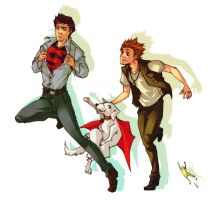 Jump :D by XMenouX