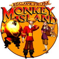 Escape From Monkey Island by POOTERMAN
