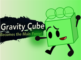 Gravity Cube Smashed! by XclockX