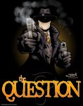 The Question - colours by OrcaDesignStudios