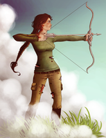 THG- The Face of the Rebellion by Jessiphia