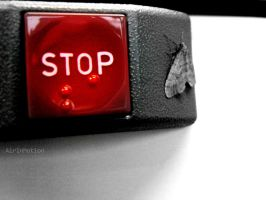 Push the button by AirInMotion