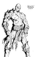 Request -Kratos for Ziao by ssejllenrad2