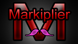 Thank you Markiplier !!! - Fanart Desktop Image. by AdamRedwolf