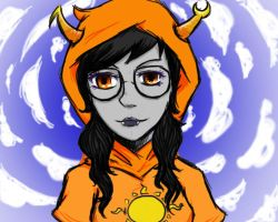 Vriska by ACursedPath