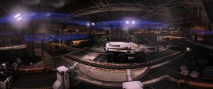 Mass Effect 3 - pano01 by MichaWha