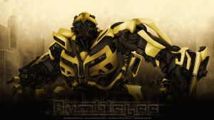 Bumblebee - The Trasformer Wallpapers Pack by IgorPosternak