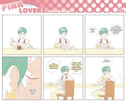 Pink Lovers 71 -S8- VxB doujin by nenee
