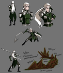 Great Uniter Diana part 2 by JenRos