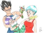 Happy Mothers Day Bulma! by Lala-Dello