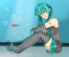 Aquarium by KalisyaNata