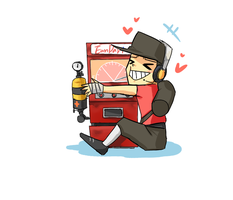 TF2-Dispenser here by EunDari