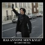 Seen Kyle? by captainpenko