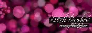 Bokeh Brush Set by Romenig