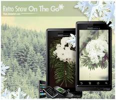 On the go: Retro Snow by TheAL