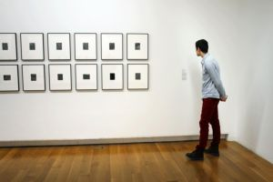 The Boring Photo Exhibition (animated gif) by djailledie