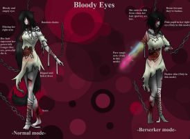 REF Blood Eyes [READ DESCRIPTION] by YourDigitalAquarium