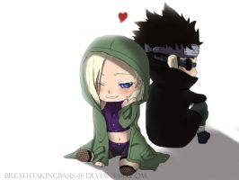 ShIno Chibis by BreathtakingBasis