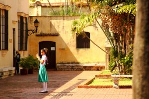 Schoolchildren - Santo Domingo 01 by Adeimantus