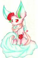 ~Delicate Rose~ by foreverbluejeans