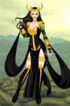 Lady Loki- X men Version game by neniths