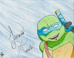 TMNT 30 Day Challenge: Day Twenty-Six by GargoyleTurtleGirl-X
