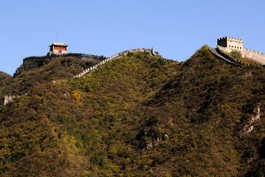 Great Wall 3, China by wildplaces