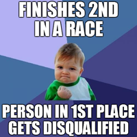 Success Kid - 2nd Place by INF3CT3D-D3M0N