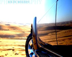 """All sunshine makes a desert"" by MRBURBERRY"