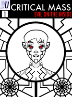 EVIL ON THE INSIDE Cover by Jixs