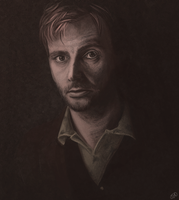 David Tennant by JazzySatinDoll