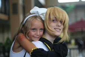 :NAD #5: Rin and Len Kagamine 1 by stormilove