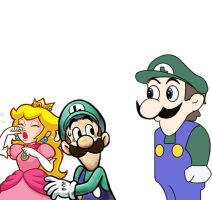 WEEGEE ALERT! Part 3 by AwesomeQman