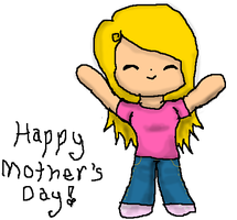 happy mothers day by Emmie-Kat