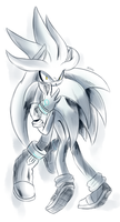 .:Sonic:. Sonilver by Jan-01
