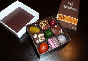 Chocolate by MelissaFindley