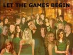 The Hunger Games Truibutes. by 13pinkstars
