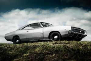68charger by AmericanMuscle