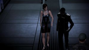 Mass Effect 3 - Female Casual Outfit 4 by Revan654