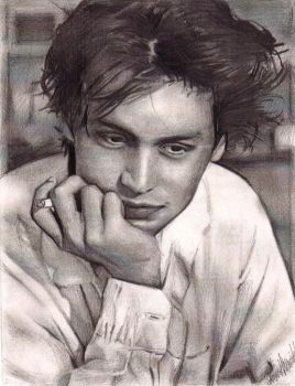 Johnny Depp by TheLoveSong