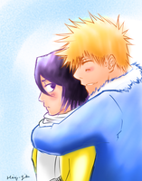 IchiRuki Week 2013 Day 2 -Winter by PeachBerryDivision