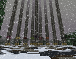 Pillars of Nosgoth (minecraft) by WROB3L