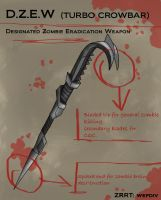 The turbo crowbar (A liscenced ZRRT product) by wolf117M