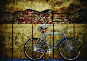 I want to ride my bicycle colored by Imanpower