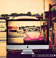 Wallpaper Lovely Pink :3 by ChokoPink