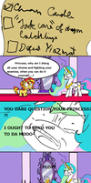 Why Sunset Shimmer REALLY Left by NinRhusajha