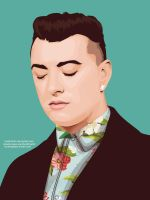 Sam Smith by brettmartin