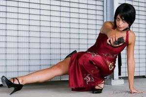 Ada Wong - Resident Evil: Retribution by Rush90