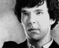 Sherlock Holmes aka Benedict Cumberbatch by Fusionofforces