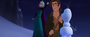 Come On Jim, I Know You Want To Build A Snowman! by AleahDani